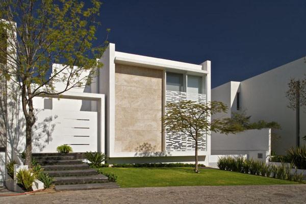 Planos de casa divina en México con características lujosas (15)