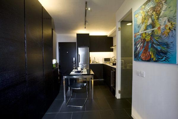 Apartamento de 48 metros cuadrados para estudiante