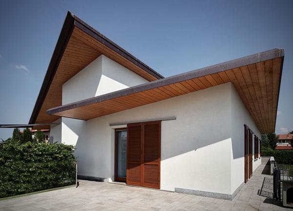 Arquitectura urbana en Italia residencial villa Garavaglia (16)