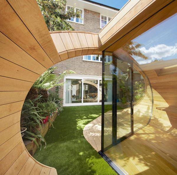Planos de estructura para oficina en el jardín (3)