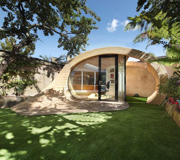 Planos de estructura para oficina en el jardín (6)