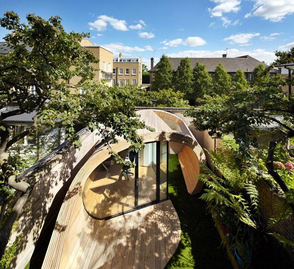 Planos de estructura para oficina en el jardín (5)