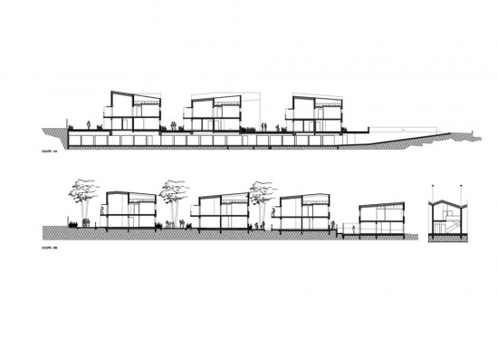 Proyecto multifamiliar en Francia por TETRARC arquitectos (1)