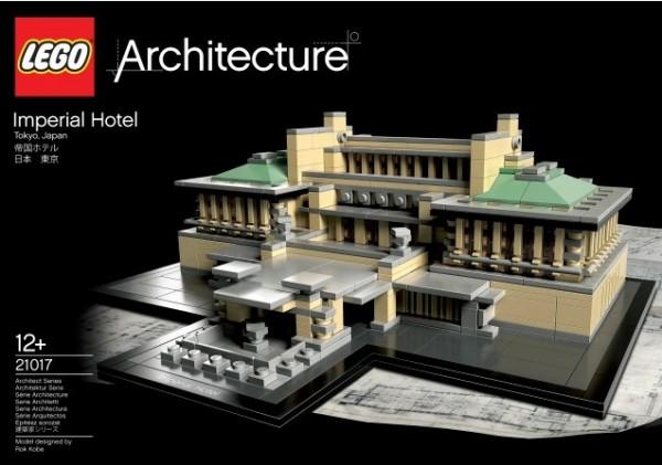 Arquitectura LEGO la manera perfecta de arquitecturizar a sus hijos