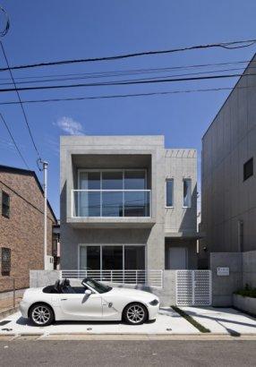 Casa moderna con diseño de interiores ZEN (7)