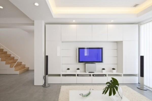 Casa moderna con diseño de interiores ZEN (5)