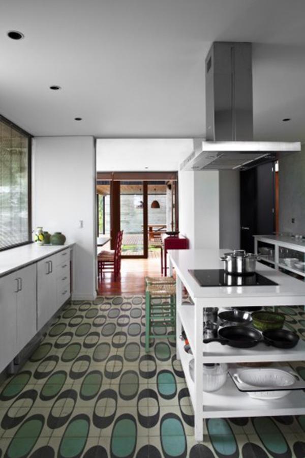 Diseño ejecutivo de casa moderna en el bosque (1)