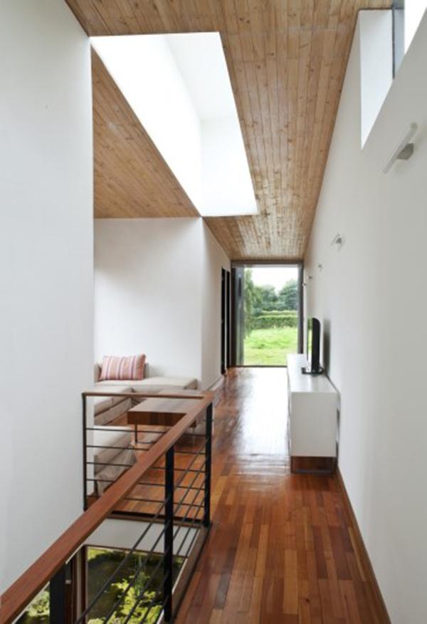 Diseño ejecutivo de casa moderna en el bosque (11)