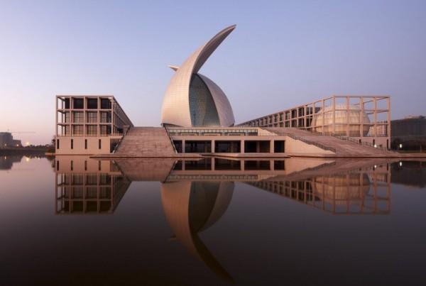 Arquitectura curiosa – estructuras extrañas