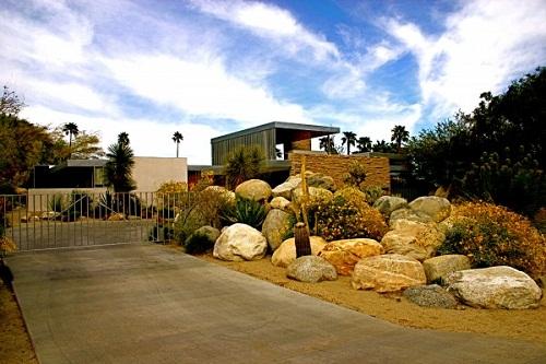 Fotos de diseños de casas en el desierto
