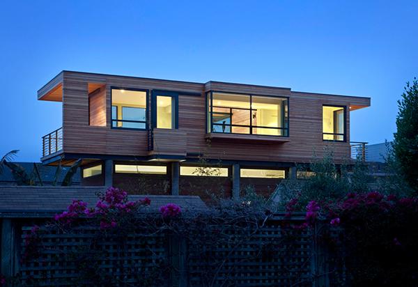 Diseño de casas anti-inundaciones – Casa de madera anti-inundaciones ...