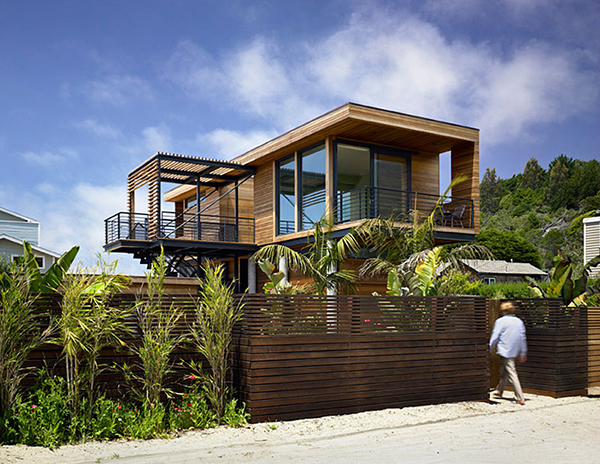 Diseño de casas anti-inundaciones – Casa de madera anti-inundaciones