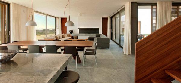 Planos de casa moderna en sudafrica