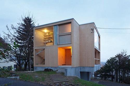 Casas minimalistas en Japon creatividad en tierras orientales