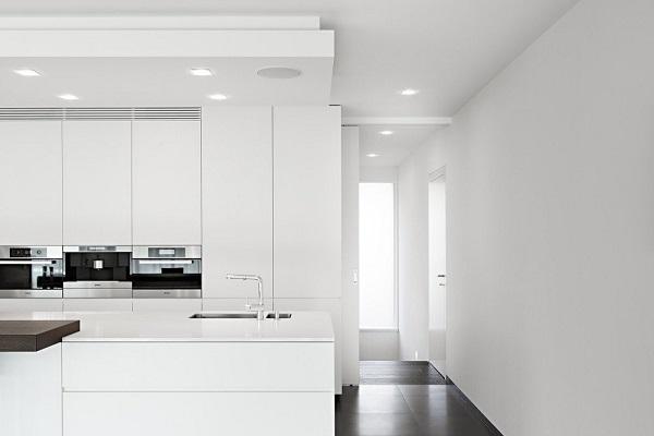 Planos de casa moderna modelo 2013 con iluminación perfecta sostenible verdadera elegancia Italiana