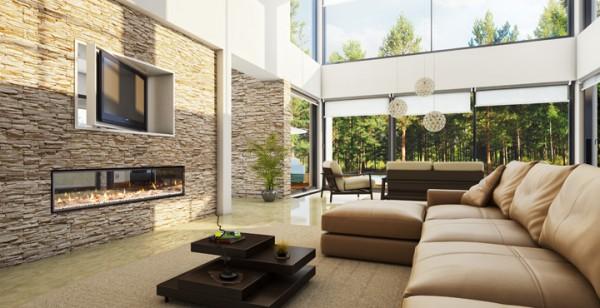 ¿Que tendencias se observan en las nuevas consrucciones de casas 2013?