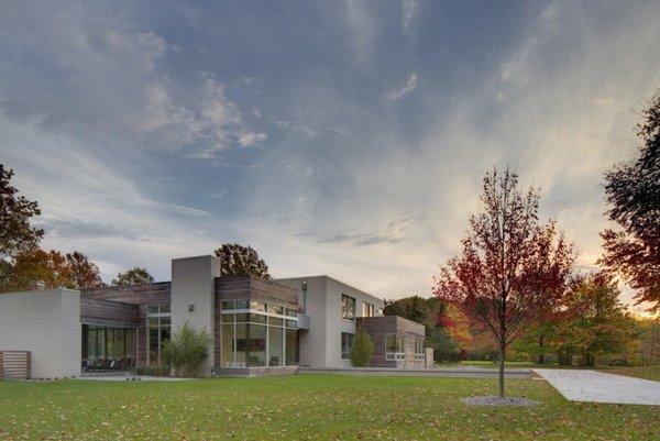 Cuando los planos arquitectónicos y la decoración de interiores se fusionan y sorprenden