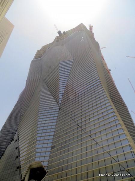 SOM ARCHITECTS – construyendo las torres Muqarnas en el medio oriente