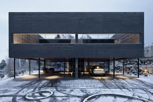 Tributo a los fotógrafos de la arquitectura - Leonardo finotti