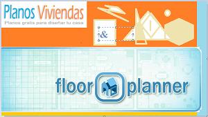 Planosviviendas & Floorplanner special edition logo
