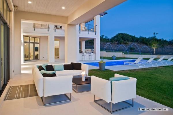 La casa de los robles españoles (13)