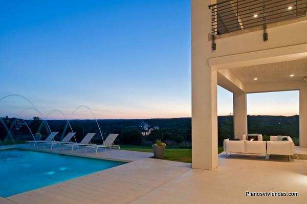 La casa de los robles españoles (3)