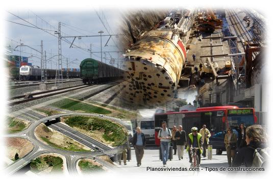 Construcciones de obras públicas