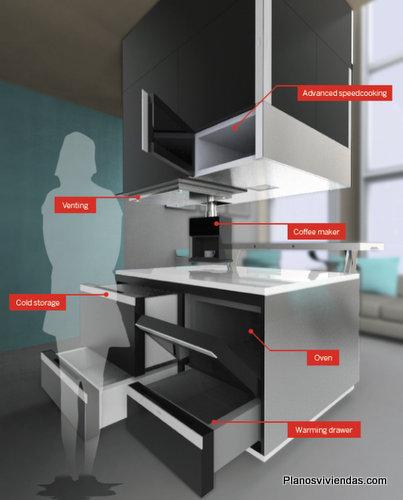 Diseño de casas del futuro según Generalelectric (11)