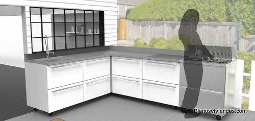 Diseño de casas del futuro según Generalelectric (3)