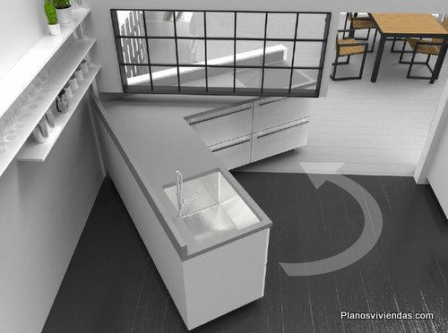 Diseño de casas del futuro según Generalelectric (4)