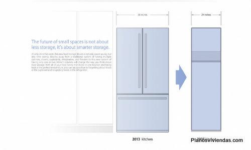 Diseño de casas del futuro según Generalelectric (12)