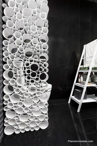 Divide los espacios en tu casa de manera artística