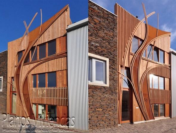 Diseños de fachadas de casas (1)