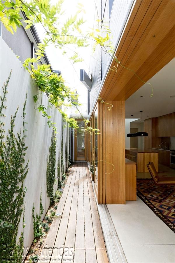 Planos de casa con enramadas en Sidney Australia