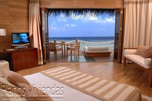 24 maneras de ver  la playa atravez de tu ventana (9)
