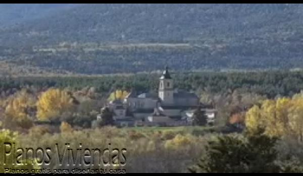 El Real Monasterio de Nuestra Señora de Santa María de El Paular, video de El Real Monasterio de Nuestra Señora de Santa María de El Paular, edificios de 1930, joya arquitectónica del Valle Alto del Loyoza,
