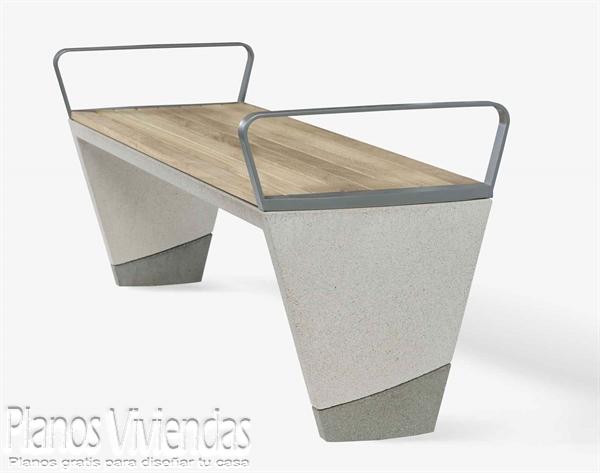 Fina y delicada mueblería de concreto directamente desde el reino unido (3)