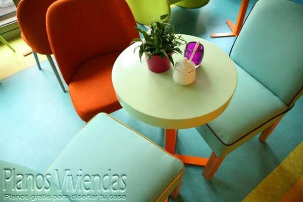 Geometría y originalidad en cafetería polaca símbolo de distinción (5)