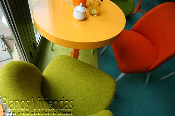 Geometría y originalidad en cafetería polaca símbolo de distinción (6)