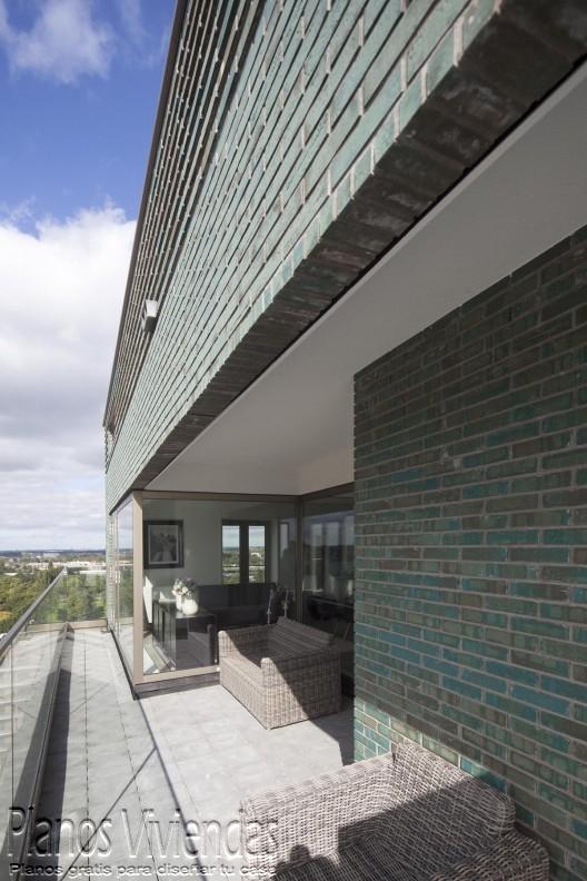 Hermoso complejo residencial en Rotterdam, Países Bajos (5)