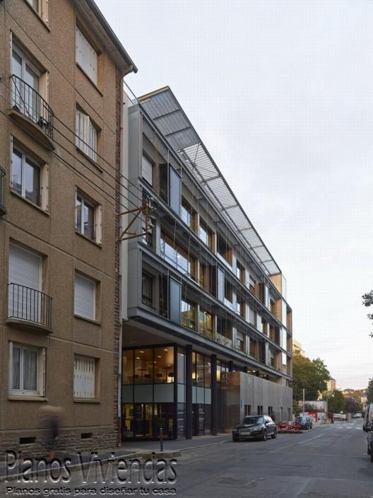 Planos de guardería en Nantes Francia por arquitectos aLTA (4)