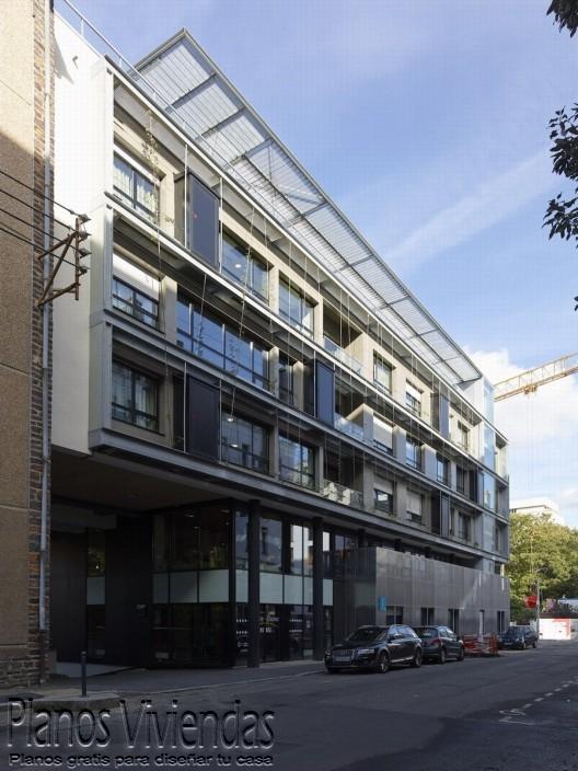 Planos de guardería en Nantes Francia por arquitectos aLTA (5)