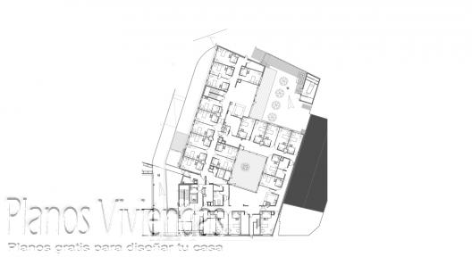 Planos de guardería en Nantes Francia por arquitectos aLTA (1)