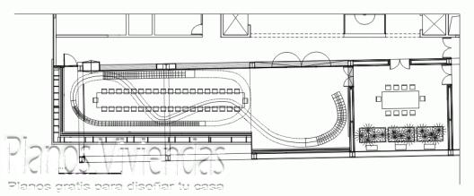 Bello detalle arquitectónico en los interiores de la cámara de comercio Eslovena (2)
