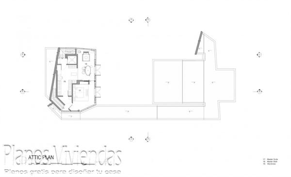 Construcción de casa moderna sobre terreno ondulado en Singapur (18)