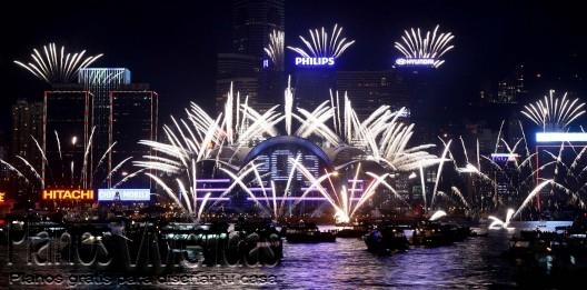 Obras arquitectónicas y año nuevo 2014
