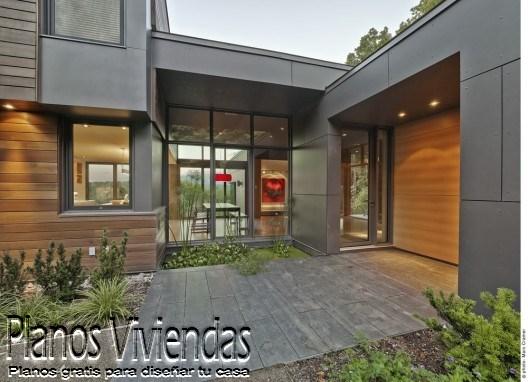 T House otra casa urbana de Natalie Dionne Architecture  (2)
