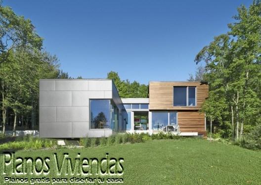 T House otra casa urbana de Natalie Dionne Architecture  (4)