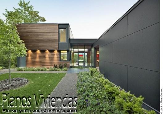 T House otra casa urbana de Natalie Dionne Architecture  (6)