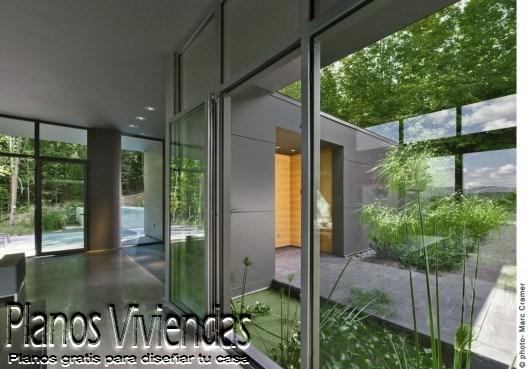 T House otra casa urbana de Natalie Dionne Architecture  (7)